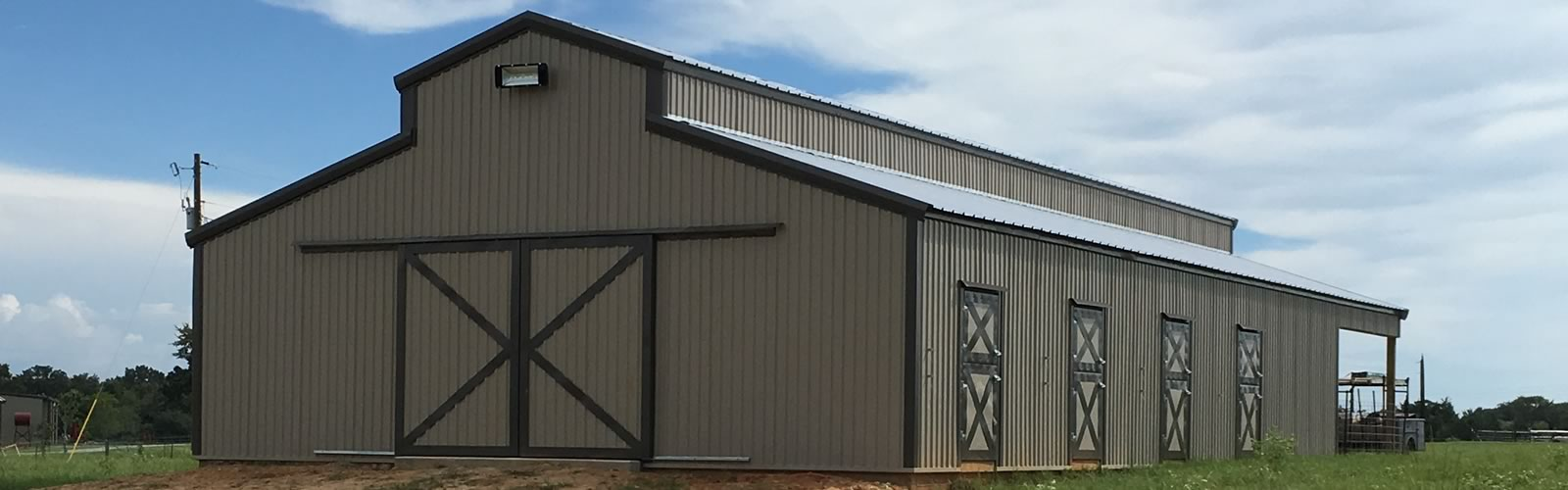Metal Buildings & Pole  Barns